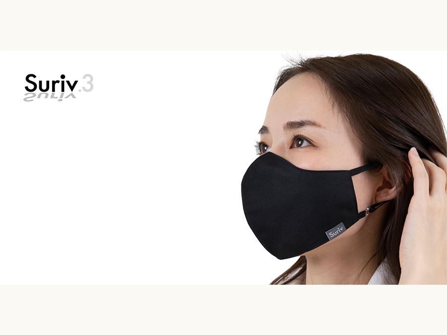 """今、改めて問われるマスクの性能。""""医療用レベル""""の"""