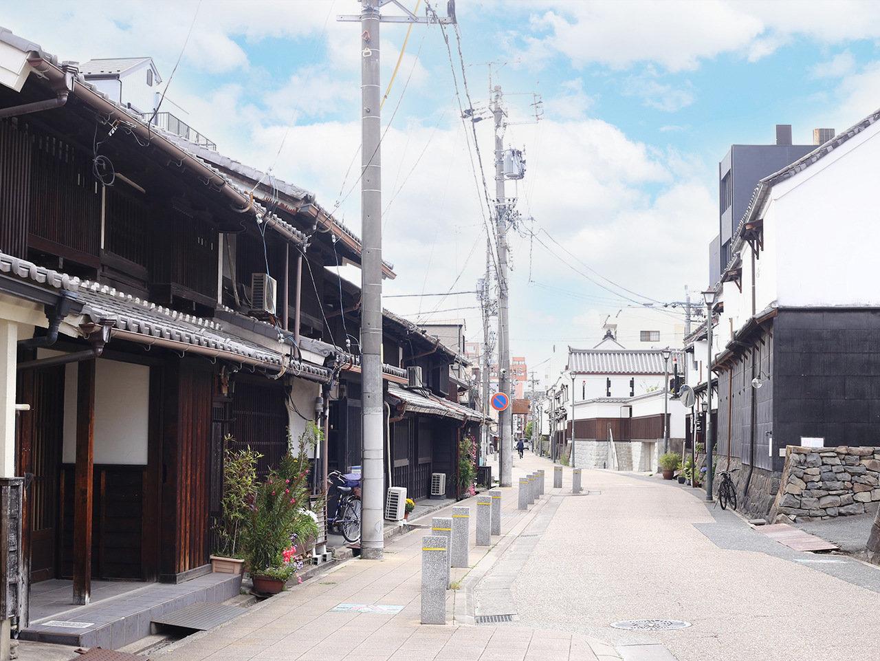 あなたは読める?名古屋の難読地名「四間道」。ヒントは