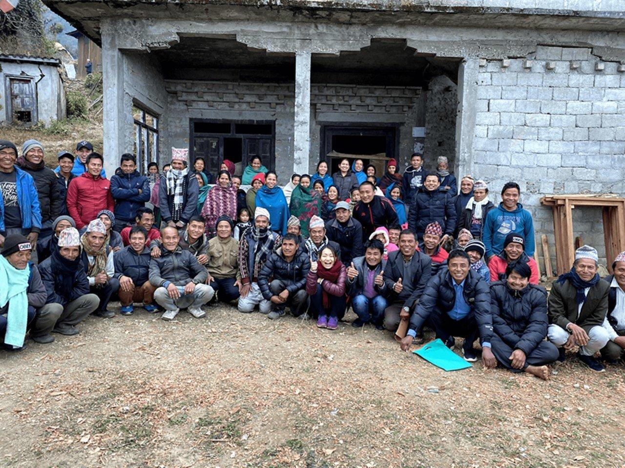 ネパール農村部に雇用を創る!