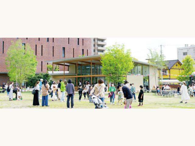 広島県福山市中央公園リニューアルオープン!コンセプトは「市民による、市民のための公園」