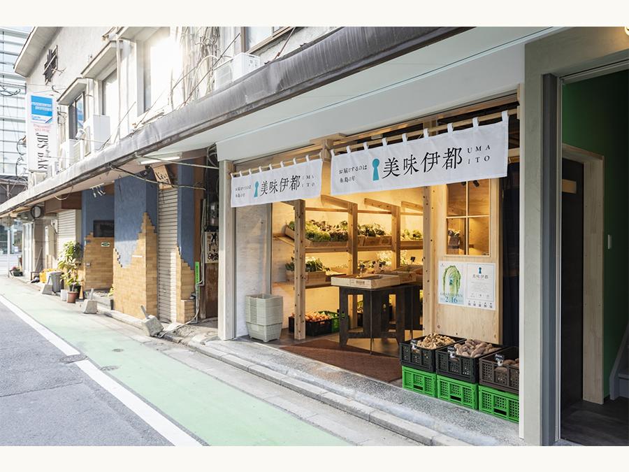糸島野菜専門店がフードデリバリーでの野菜の配達に挑戦