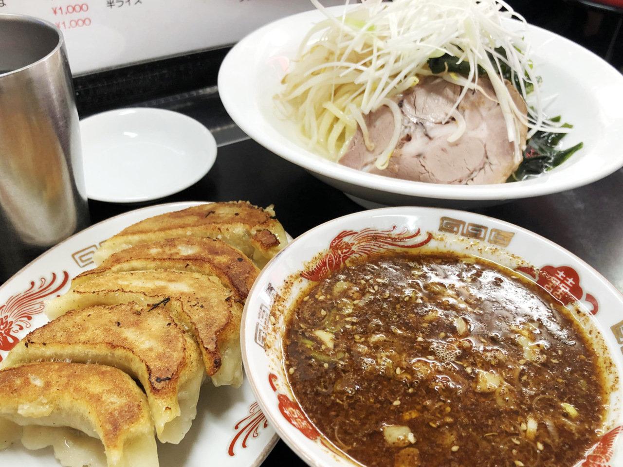 東京ローカルでおいしいラーメンが食べたい 馬賊つけめん