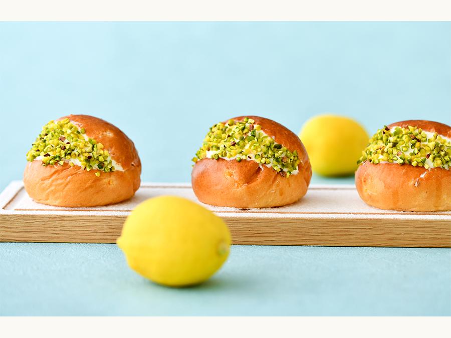 トレンドスイーツ「マリトッツォ」レモンを使った夏らしいオリジナルフレーバーを期間限定販売