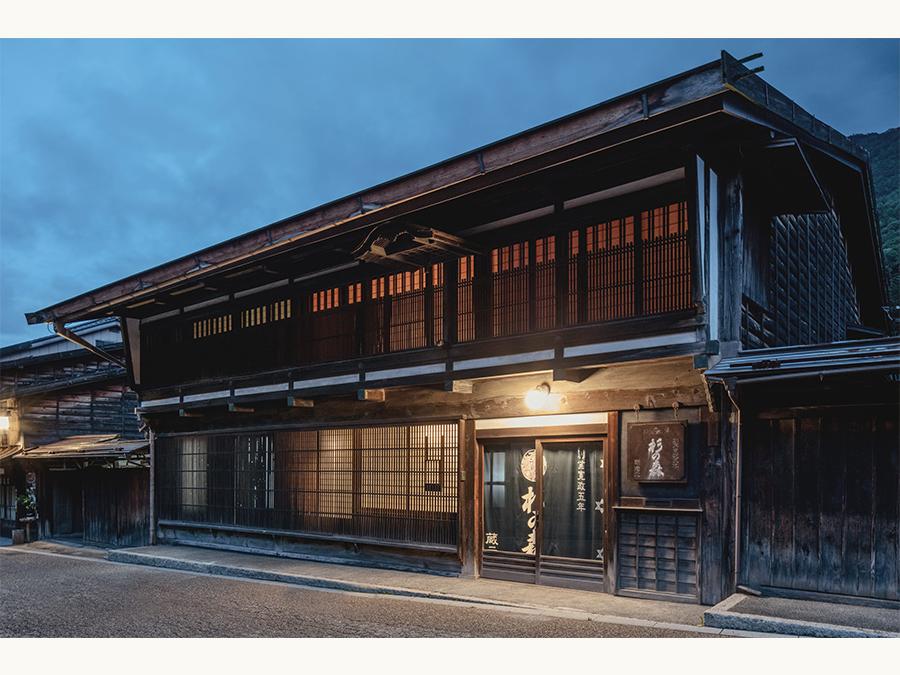日本一標高の高い蔵元「杉の森酒造」を