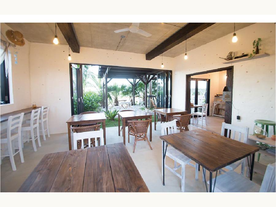 地域と共生する離島カフェで、暮らすようにワーケーションを!