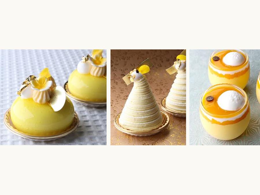 レモンやマンゴーを使ったジョエル・ロブション夏限定スイーツが新登場!