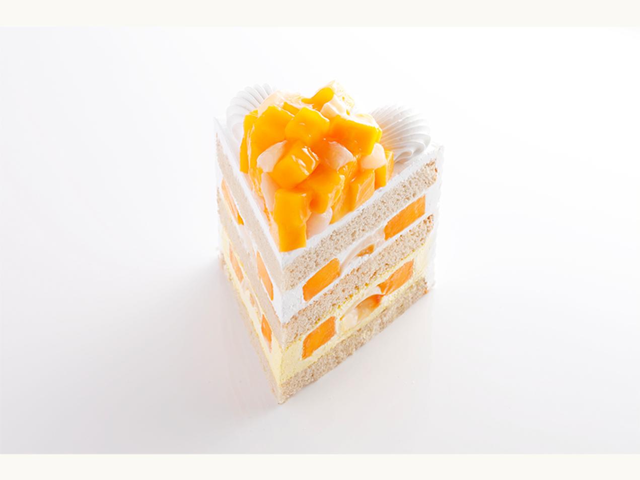 1日20個限定!とろける国産マンゴーを丸ごと味わう、初夏限定ショートケーキ登場
