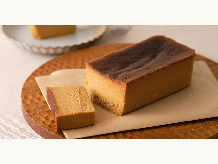 【峰村商店】味噌蔵スイーツ「味噌と乳」から新作登場!濃厚な旨味の「味噌キャラメルチーズケーキ」
