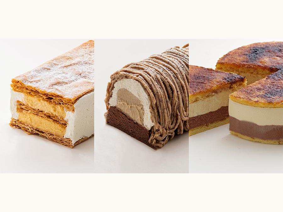 お取り寄せ冷凍ケーキ「シバレ・プレ」【第1弾】北海道産の栗を使った濃厚な味わい「モンブラン」発売