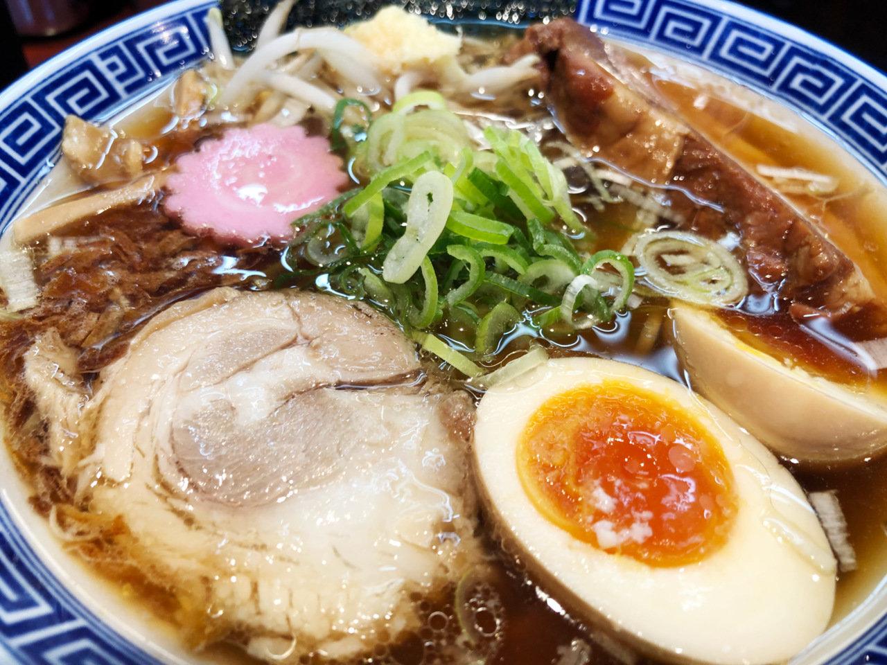 東京ローカルのおいしいラーメンが食べたい|野菜仕立ての醤油らあめん