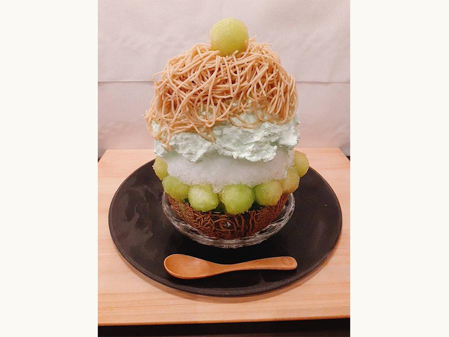 和栗モンブラン専門店が贈る、ひんやり冷たい5種の夏モンブラン!