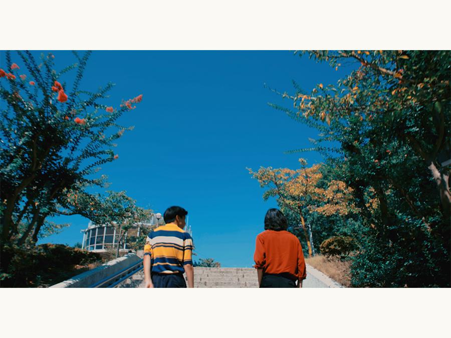 須藤蓮さん主演・初監督の映画『逆光』をサポートしながら、ひと夏の思い出を一緒につくりませんか?