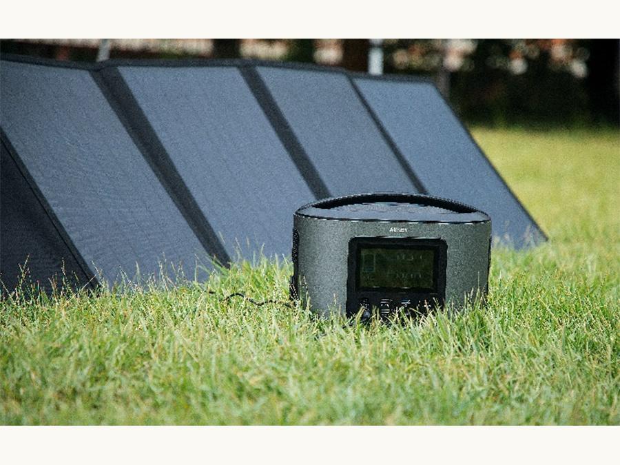 AUKEYおすすめのポータブル電源&ソーラーパネル3選!限定タイムセールもお見逃しなく♪