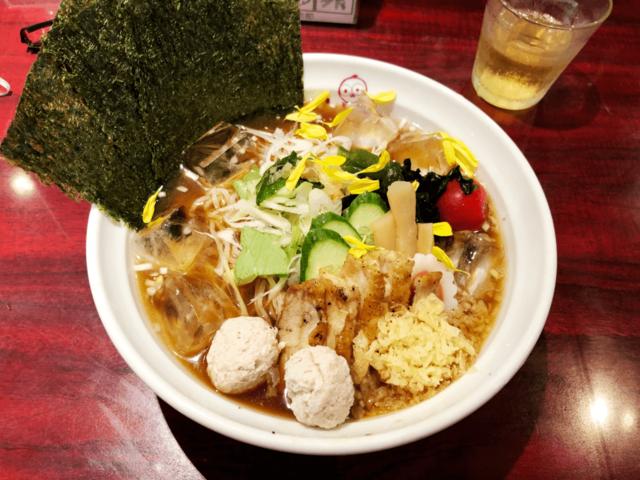 東京で本場の旨いご当地ラーメンが食べたい|山形名物 特製つったいラーメン