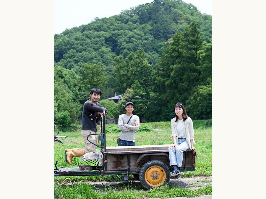三玉璃紗さんが案内する、埼玉県・小川町の今。
