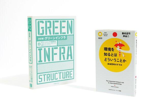 『ランドスケープ・プラス』代表/ランドスケープアーキテクト 平賀達也さんが選ぶ、SDGsと地球環境に触れる本5冊の選書 1〜2
