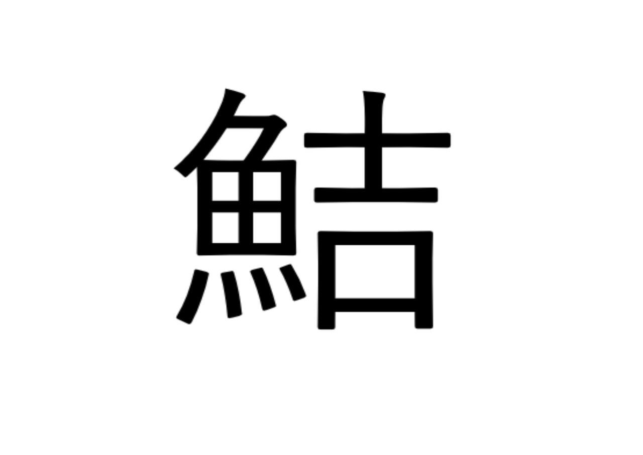 え!そんな読み方あり?「鮚」吉な魚でなんて読む?【読めたらすごい漢字クイズ】