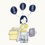 子連れの移動日の苦楽を左右する「荷造り」。