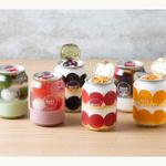 名古屋にキュートなスイーツ缶「BottleB」登場|11月5日OPENのカフェ「BACE」