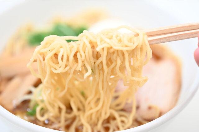 南京軒が製造した麺を使ったラーメン イメージ