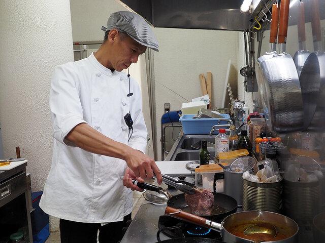 千葉県のブランド豚「千の恵豚」を調理