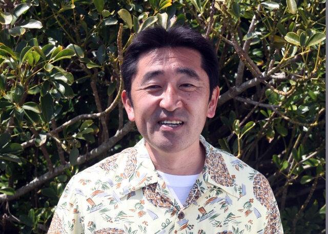 園芸研究家小川恭弘さん