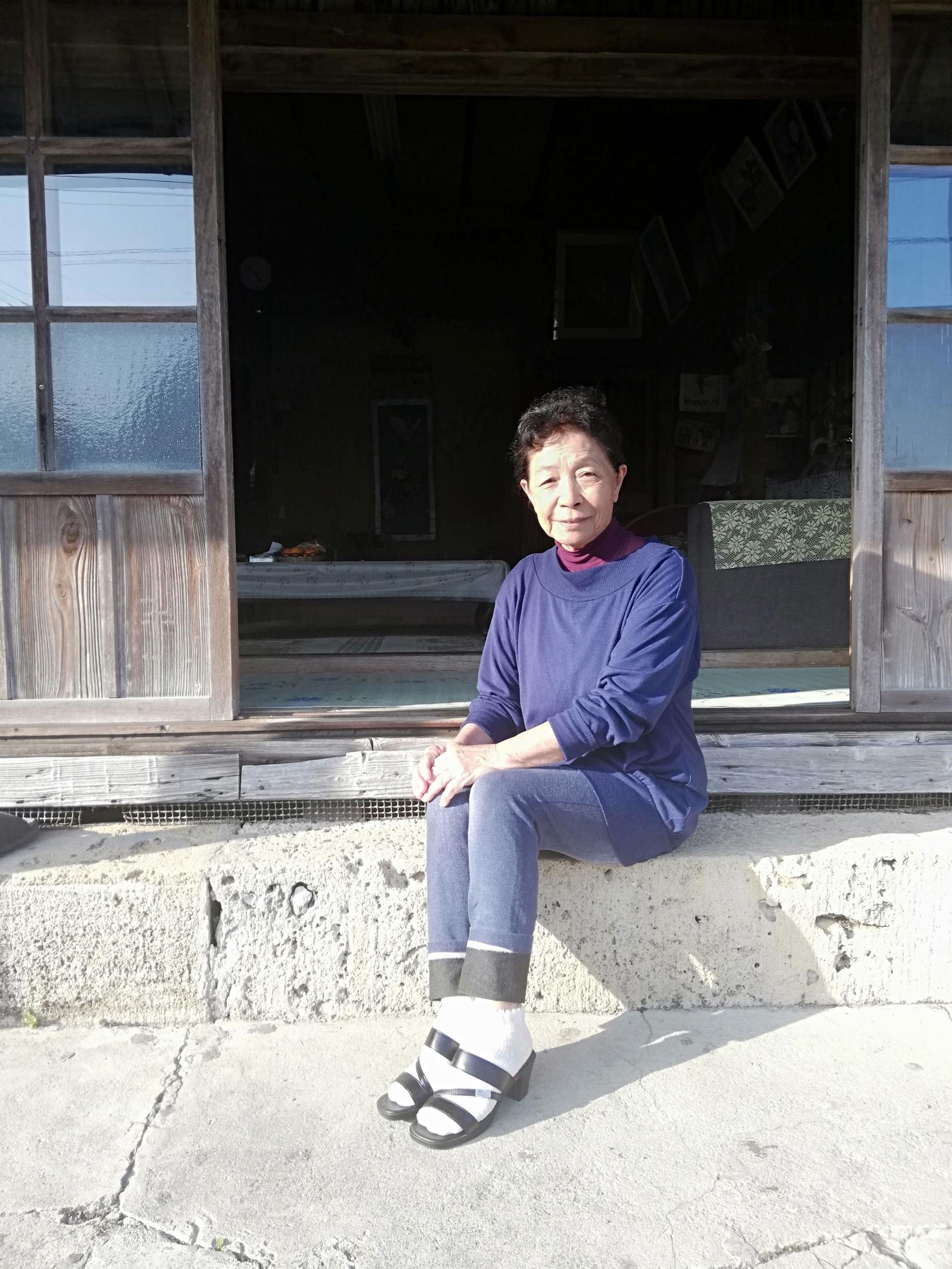安里チヨ子さん