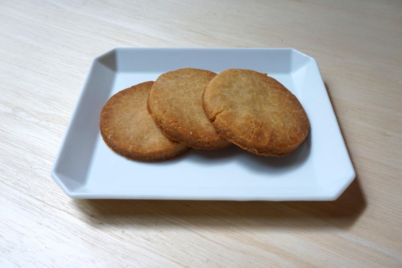海外のニュースメディアを見て、実際に作ったミイラクッキー