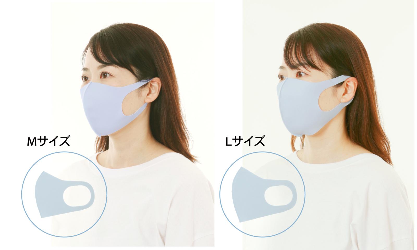 西川 洗えるクールマスク