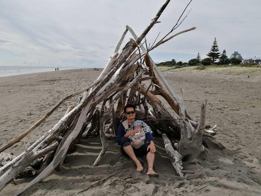 ニュージーランドでの生活の様子