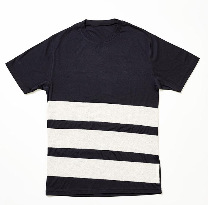防災にもなるTシャツ