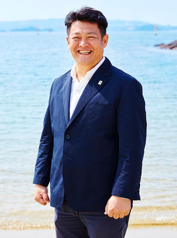 「若いときに制限つけず、本当にいろいろやってきました」と田上さん。