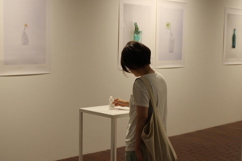 東京での展示の様子