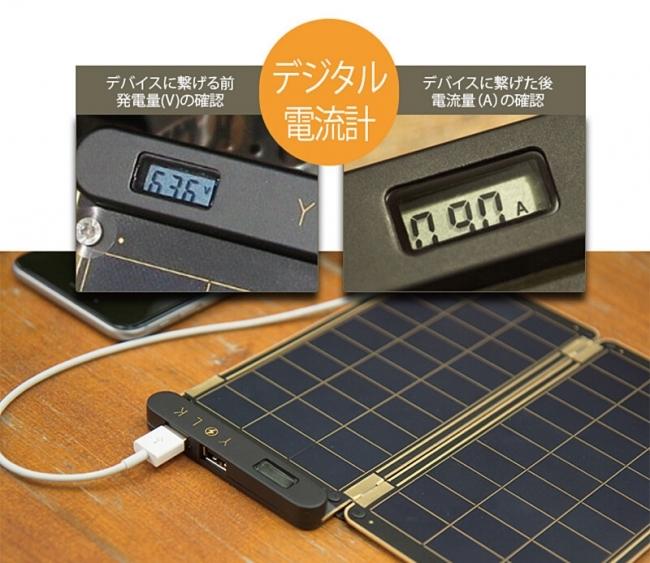 YOLK Solar Paper