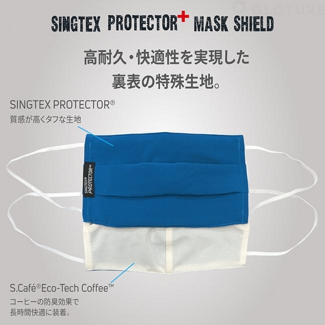 「SINGTEX PROTECTOR+」