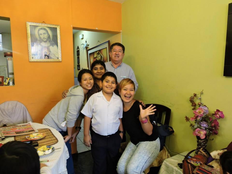 世界一周中にペルーを訪れた際の写真