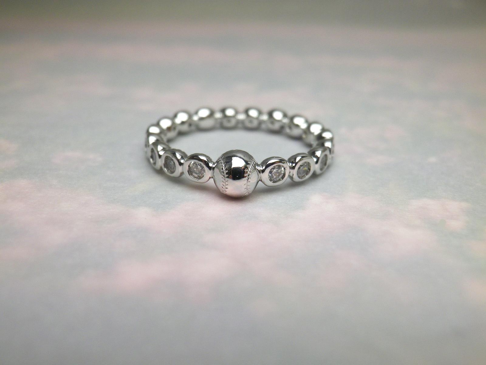 Shirokumaボール結婚指輪