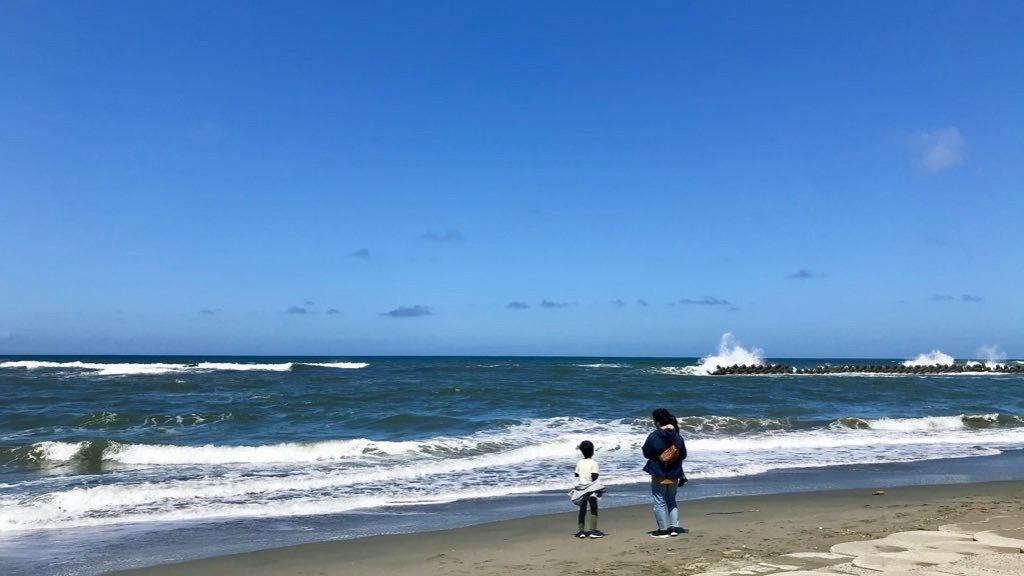 新潟の日本海