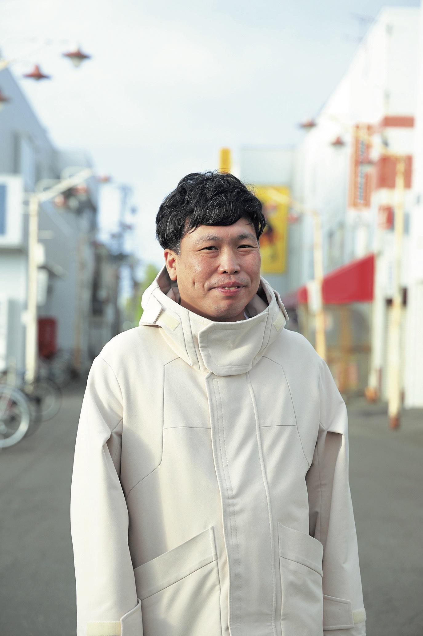執行役員の堀直人さんは2015〜19年、江別市議会議員を務めた。