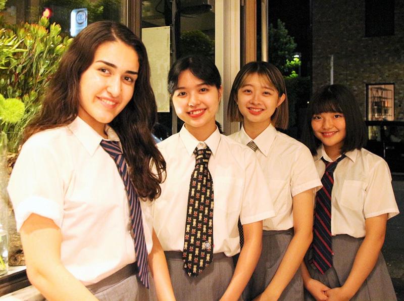 H.O.P.E. 同じ高校出身の女子4人組のチーム。国際教育プログラム「SAGE JAPAN CUP」でエシカルをテーマにしたビジネスモデルで優勝するなど精力的に活動。