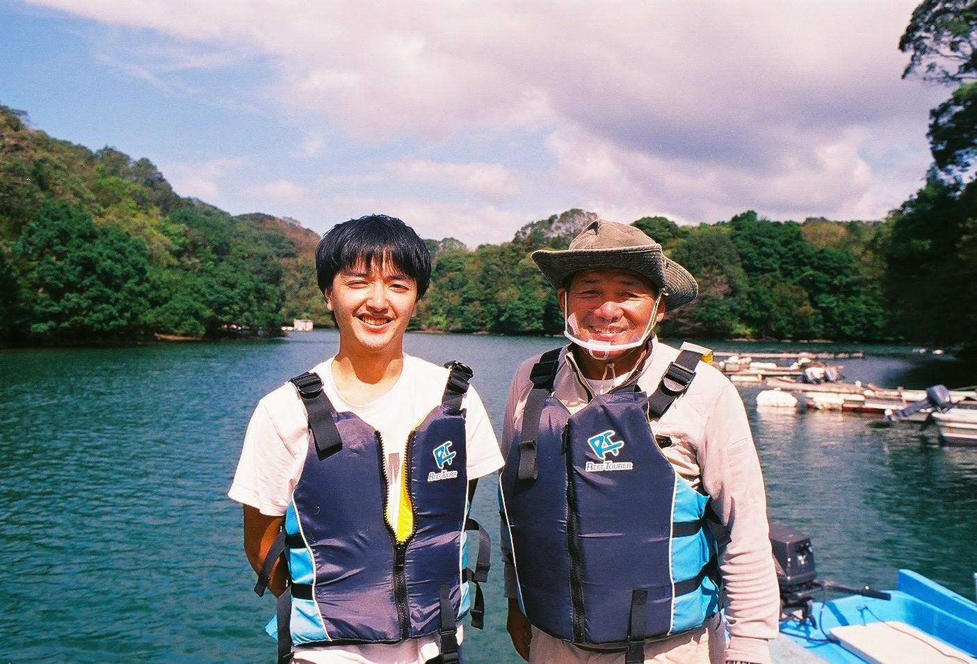 東さんと齋藤さん