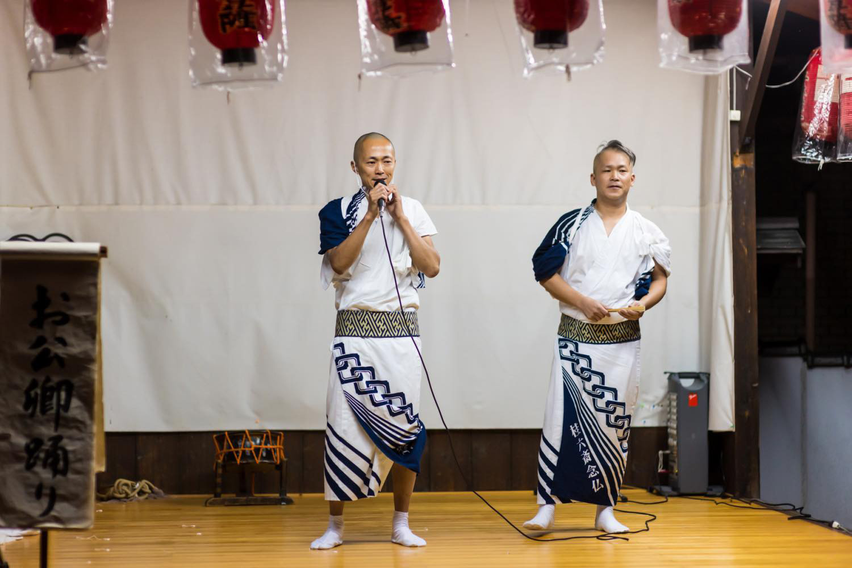 今回の復活劇の中心となった中村さん(左)と宮川さん(右)。