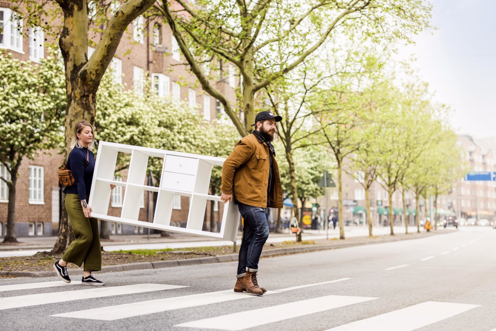 不要となった家具を再利用するキャンペーン