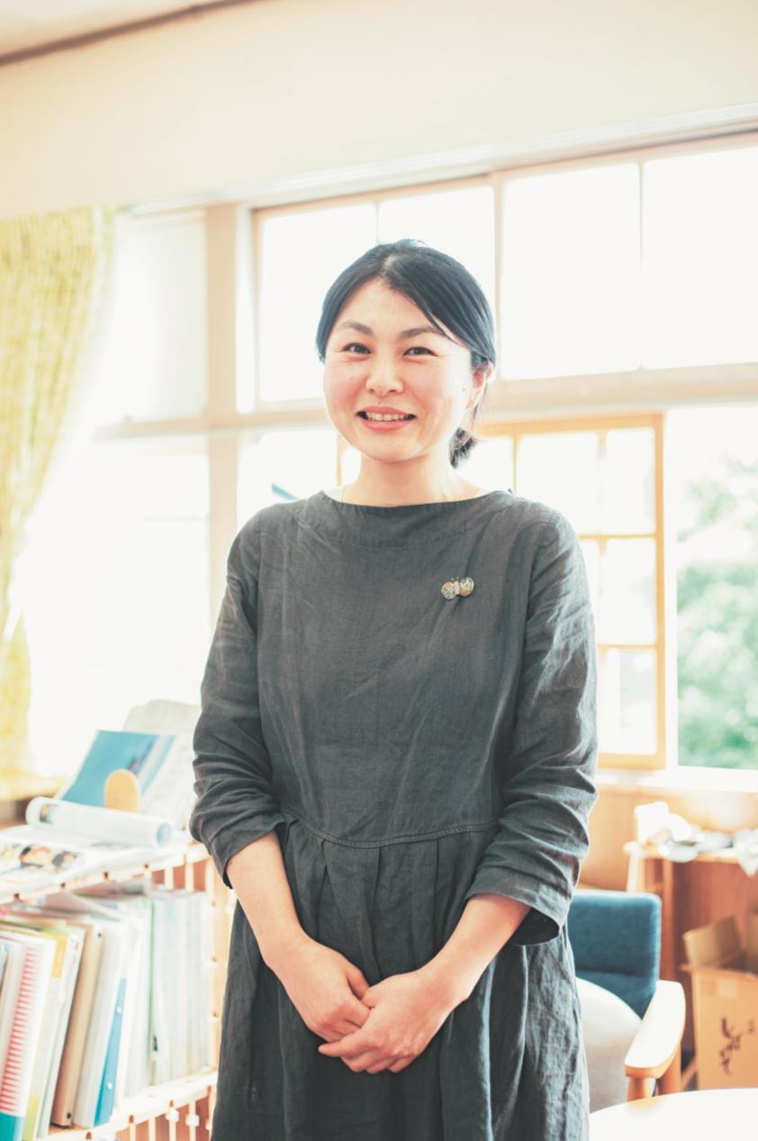 栗林美知子さん 『ウィメンズアイ』事務局長