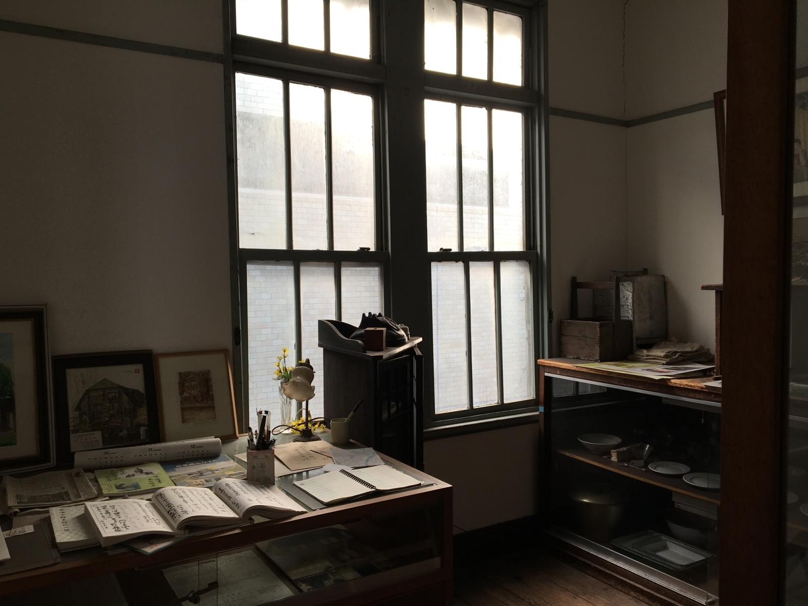 禁酒会館資料室