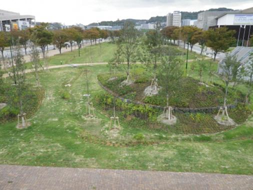 東田大通り公園