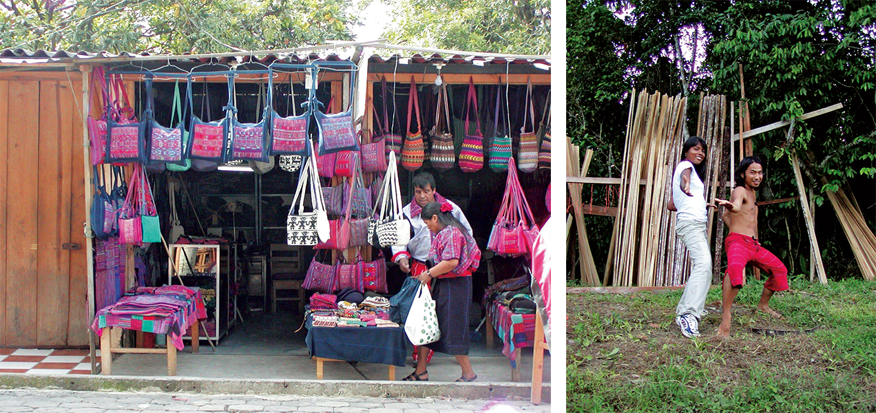 IT企業を退職後、中米諸国を旅した。そこで仲よくなった人を支援しようと現地の手工芸品を日本で売り、フェアトレードに再び関心を持った。