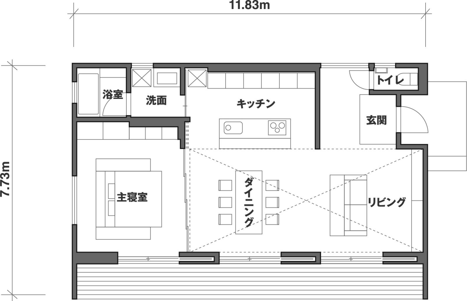 戸建 陽の家