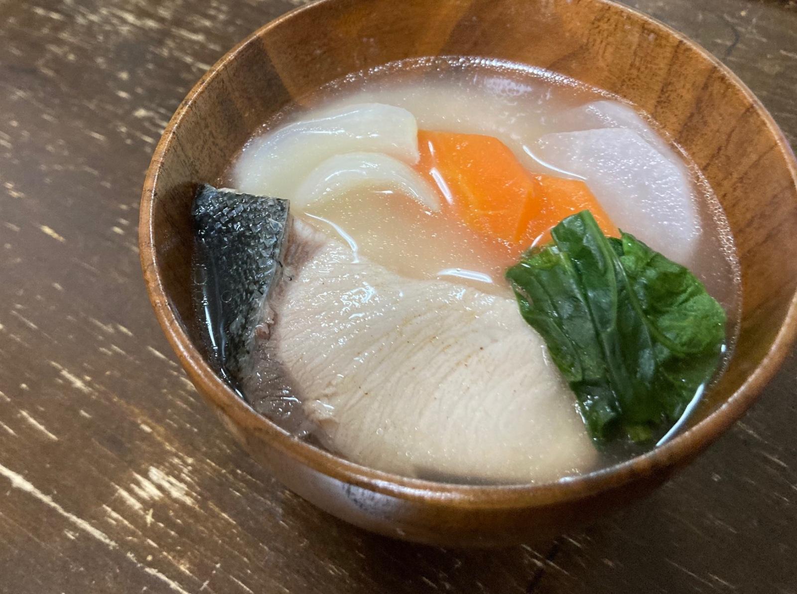 岡山県南雑煮