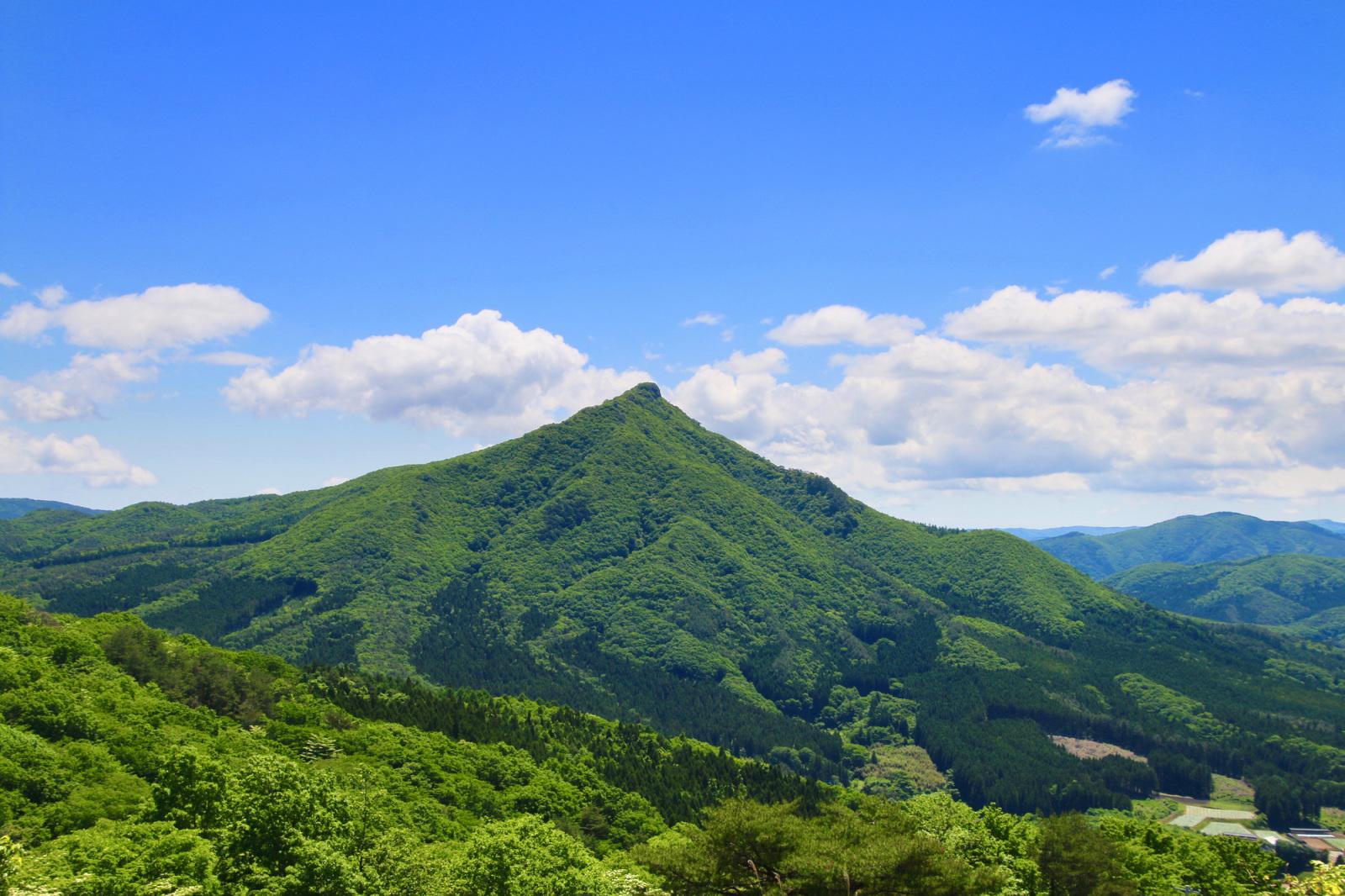 阿武隈山地
